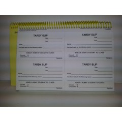 Book Forms (Carbonless)