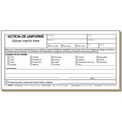 54CS1 - Uniform Notice - Bilingual