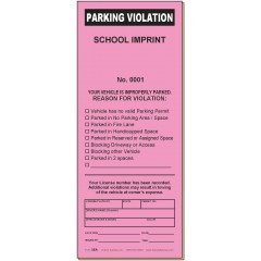 56A - Parking Violation Notice