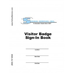 Label Badges Books - No Duplicate