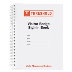 Visitor Label Registry Books