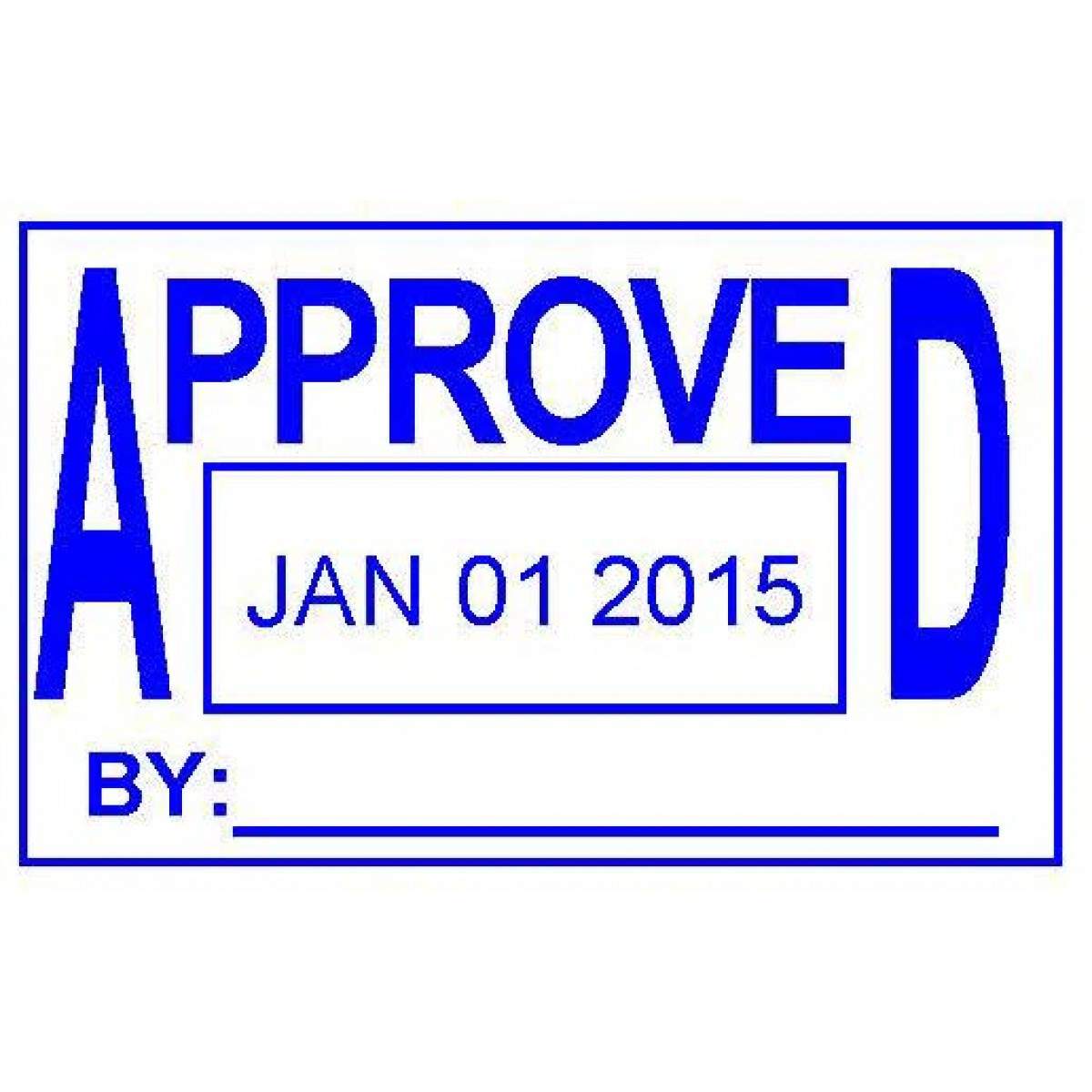 Asd102 Approved Date Stamp School Office Amp Business