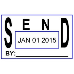 ASD107 - Send Date Stamp