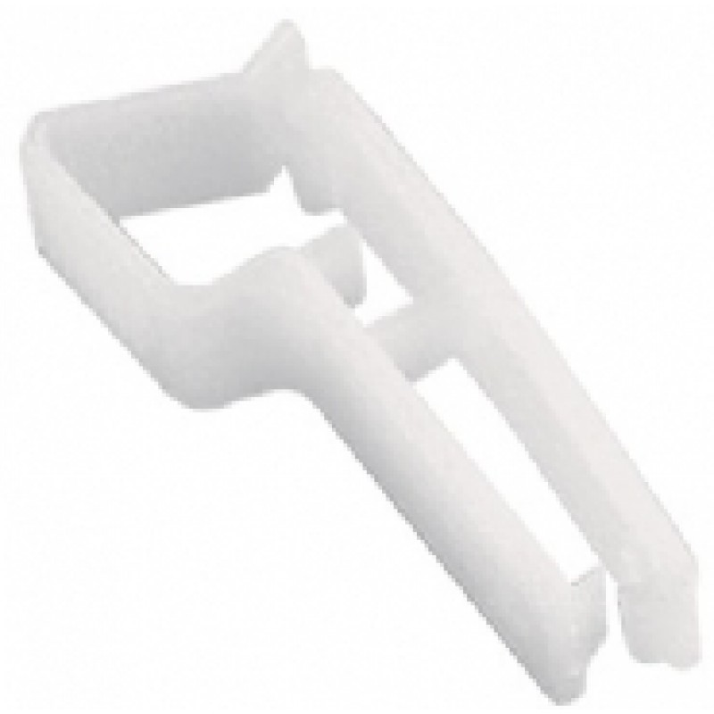 VPCI - Plastic Clips - Misc. - Loose Visitor Badges, Decals & Supplies