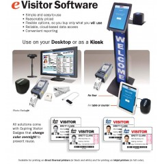 eVisitor Software