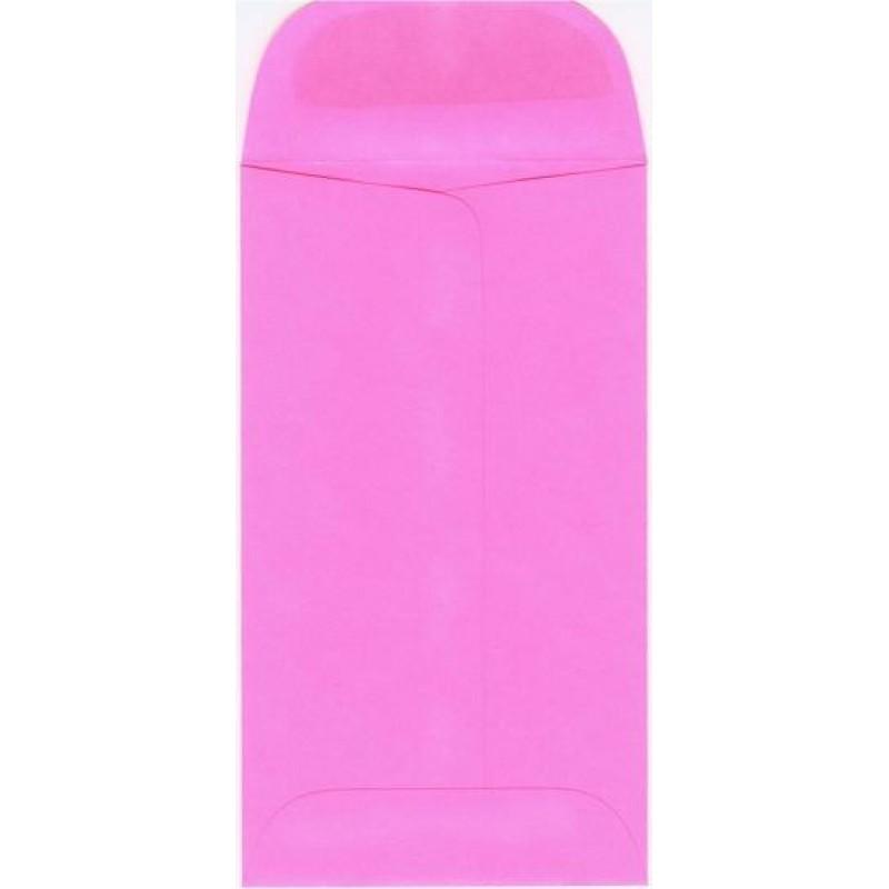 47PK - Pink Blank Envelope - Envelopes