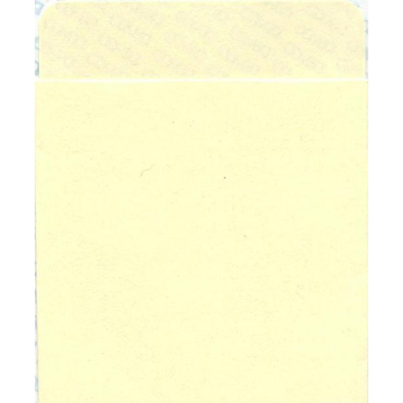 L22 - Library Book Pocket w/Adhesive Back - Envelopes & Labels