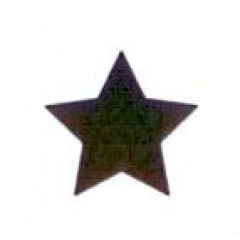 AS7 - Small Star Stamp