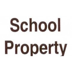 AS41 - Large School Property Stamp