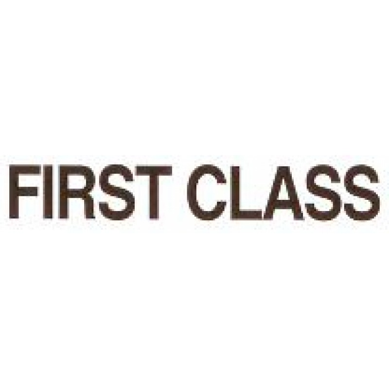 AS79 - Large First Class Stamp - School Office & Business Office Stamps
